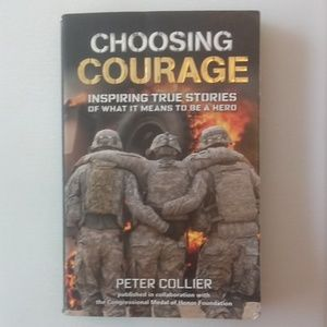 """Other - """"Choosing Courage"""" - Published by """"Peter Collier"""